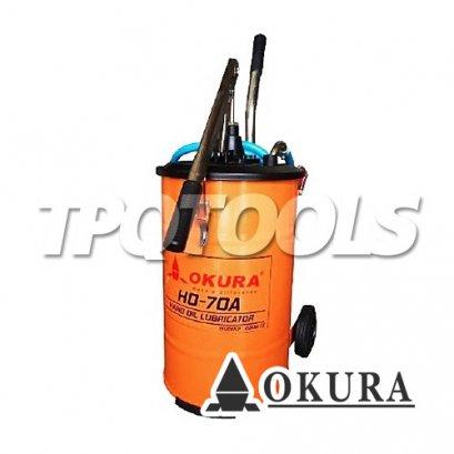ถังเติมน้ำมันเกียร์มือโยก OK-HO-70
