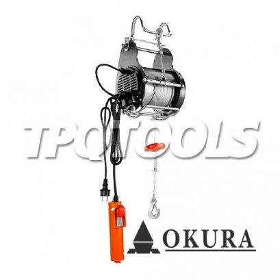 รอกสลิงไฟฟ้า OK-OWE400, OK-OWE800