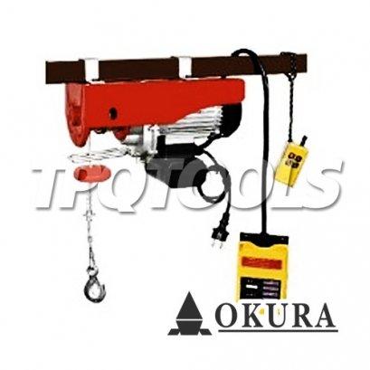 รอกสลิงไฟฟ้า OK-PA2-1000WS , OK-PA2-1000WD