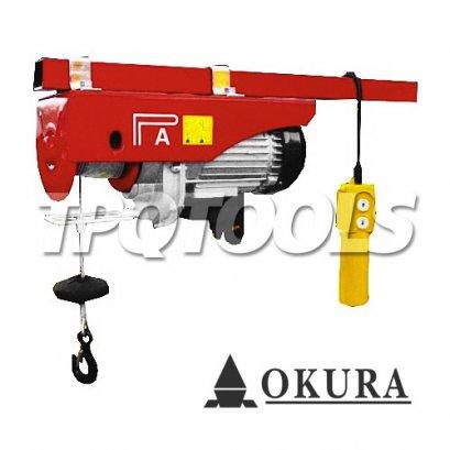 รอกสลิงไฟฟ้า OK-PA2 Series