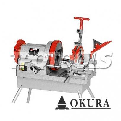 เครื่องต๊าปเกลียวไฟฟ้า OK-KT404