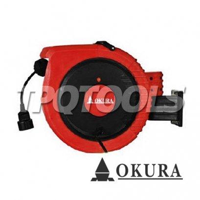 ชุดเก็บสายไฟอัตโนมัติ OK-E20/1P3