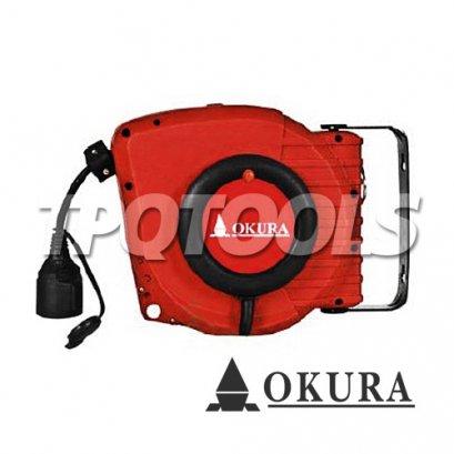 ชุดเก็บสายไฟอัตโนมัติ OK-E15/1P1