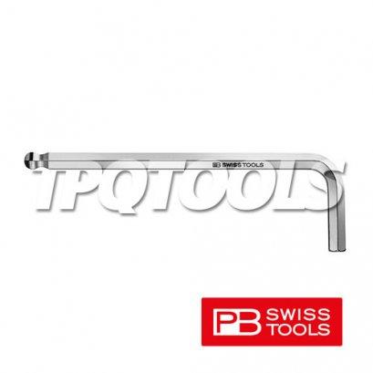 ประแจหกเหลี่ยมสั้น หัวบอล (มิล) PB212 - Series