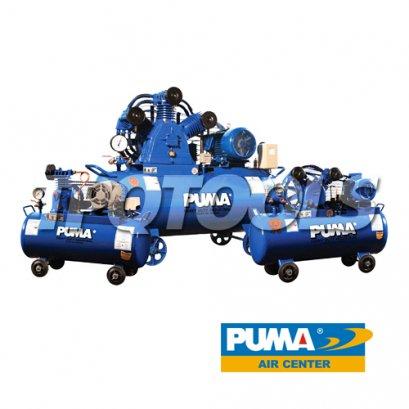 ปั๊มลมระบบสายพาน รุ่น PP-Series