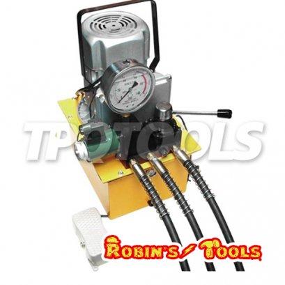 ปั๊มไฟฟ้าไฮดรอลิค ZCB-700AB (3 IN 1)