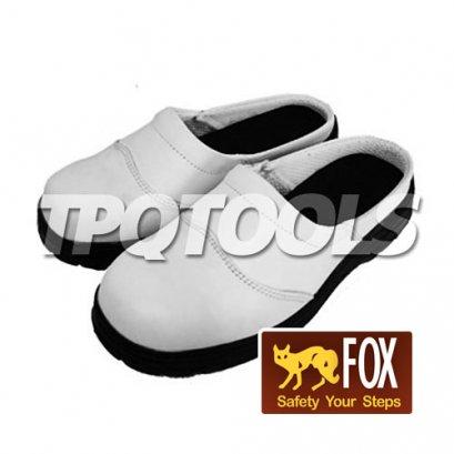 รองเท้านิรภัยเปิดส้น FOX-222