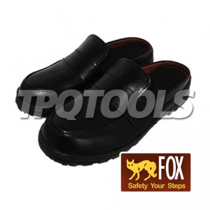 รองเท้านิรภัยเปิดส้น FOX-333