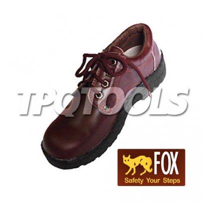 รองเท้านิรภัยหุ้มส้น FOX-100