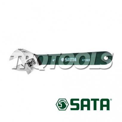 ประแจเลื่อนด้ามพลาสติก ANSI B107.8M DIN3117