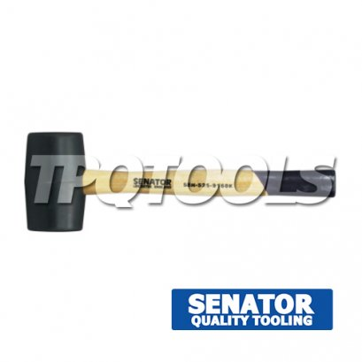 ค้อนยาง Rubber Mallet ( Wooden Shaft ) SEN-525-9160K
