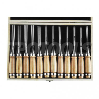 ชุดสิ่ว Wood Carving Tool Set SEN-597-3960K