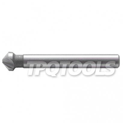 เคาเตอร์ซิงค์ไฮสปีด HSS-Co 5% High Performance Countersink - 3 Flute, 100°