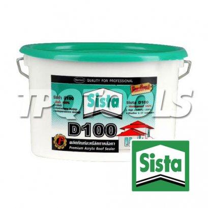 อะครีลิคทาหลังคา Sista D100