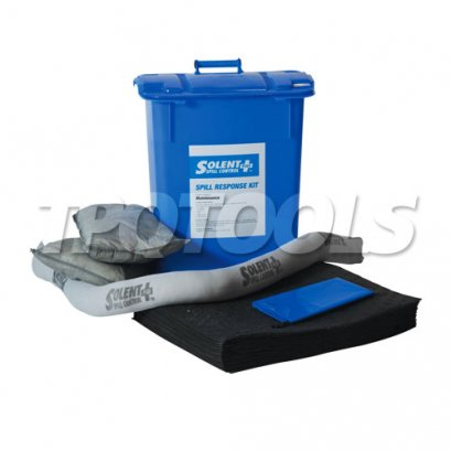 Small Poly Bin Spill Kits