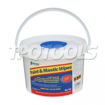 Paint & Mastic Wipes SOL-930-5000K