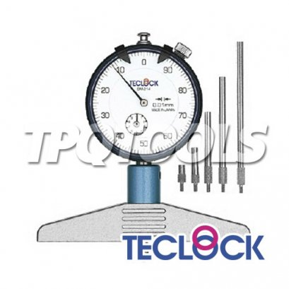 เครื่องมือวัดความลึก DM-210, DM-211, DM-213, DM-214
