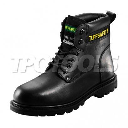 รองเท้าบูทสีดำ BBB02