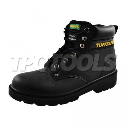 รองเท้าบูทสีดำ BAB05