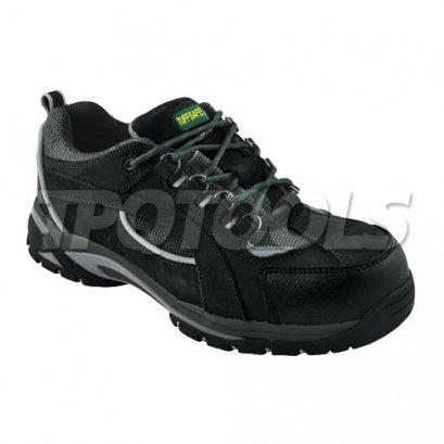 รองเท้าเซฟตี้สีดำเทา TNM12
