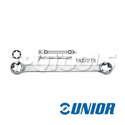 ประแจแหวนท๊อกซ์ตรง รุ่น 182/2TX