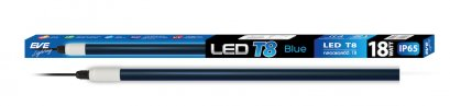 LED T8 Color 18w Blue