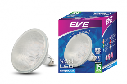 LED PAR 38 Glazed 15w Daylight