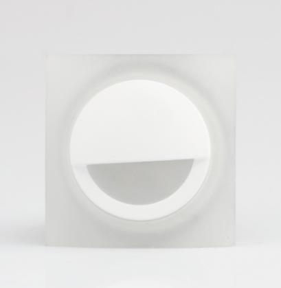 LED Steplight BCC-001 Square 4w Warmwhite