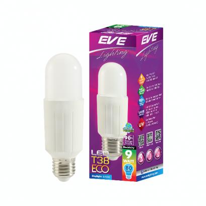 LED T38 ECO 9w Daylight E27