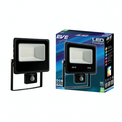 LED Flood Better Sensor 50w Daylight