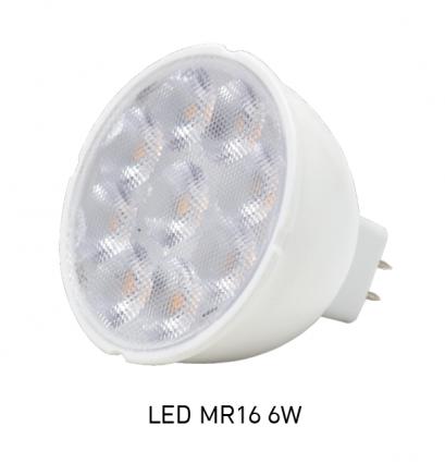 LED MR16 6W Daylight