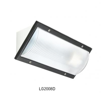 โคมไฟติดผนัง LG2008D / ดำ