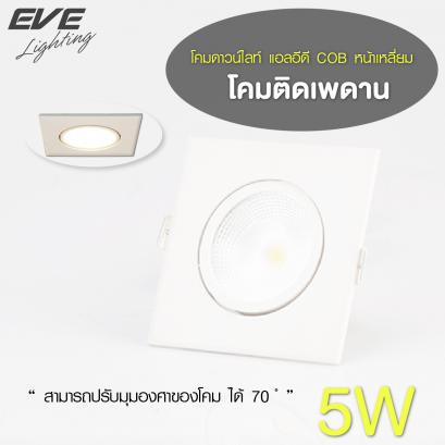 LED Downlight COB Square 5w