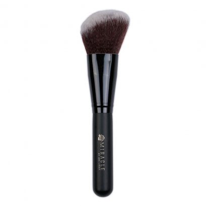 Miracle Angled Powder/Blush Brush (Black)