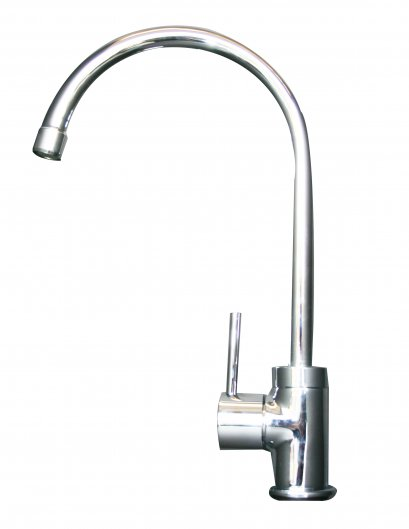 Kitchen single basin tap F11201