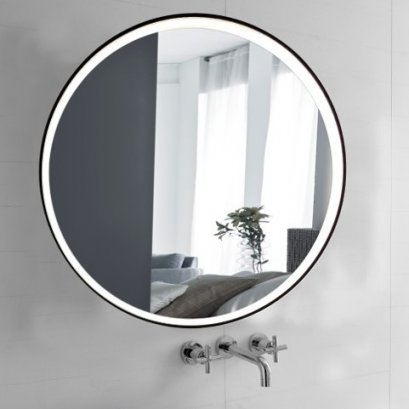 Focco LED mirror ANA BLACK model