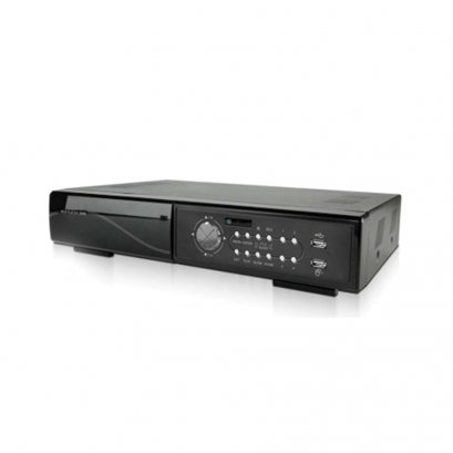 DVR 4 Ch. H.264 W/DVD FD1