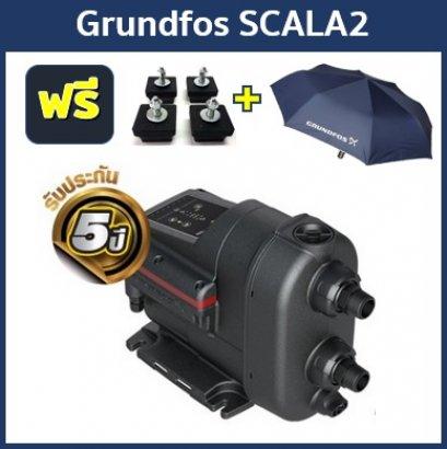 Grundfos SCALA2(แถมขารองและร่มออโต้กัน UV)