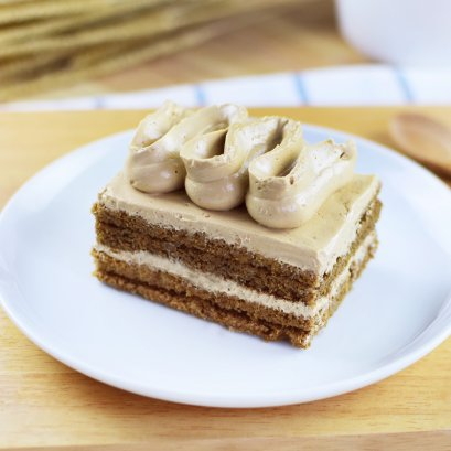 เค้กคาปูชิโน