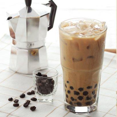 ชานมกาแฟไข่มุก