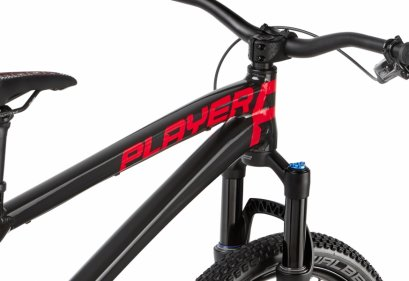 new TWO6PLAYER PUMP 2020 frame in a Black Devil color