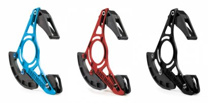 Dartmoor Chain device Trail One ISCG-5, integrated Taco bash, black anod.