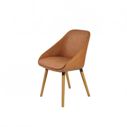 เก้าอี้ NILS 35 DK-BN