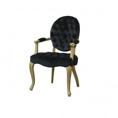 เก้าอี้ PANSY JOSIE DK-BL