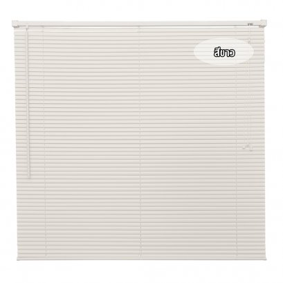 PVC Venetian Blinds (White)