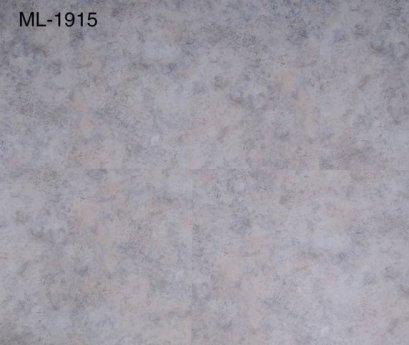 กระเบื้องยางลายหินอ่อนสีซิเมนต์ขัดมันเทาอ่อนปูทับกระเบื้อง