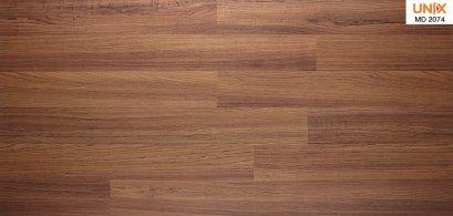 พื้นลามิเนตscgลายไม้ราคาถูกสีน้ำตาลเข้มสำหรับพื้นห้องนอน