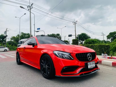 Mercedes-Benz c43 coupe amg Amg 2018