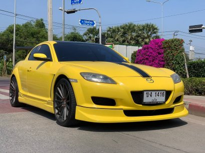 MAZDA RX-8 1.6 Roadster Coupe 2.7 2011