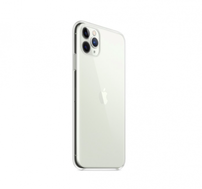 TORRII BONJELLY SHOCK ABSORBENT MATERIAL CASE FOR IPHONE11 PRO MAX  (6.5) CLEAR